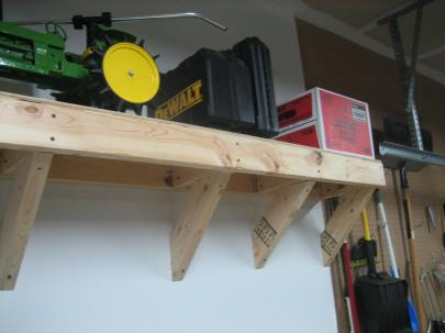 Workbench Construction 011