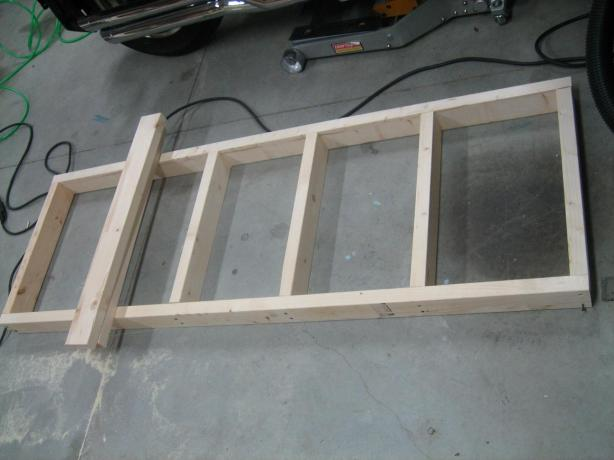 workbench construction details