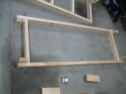 Workbench Construction 016