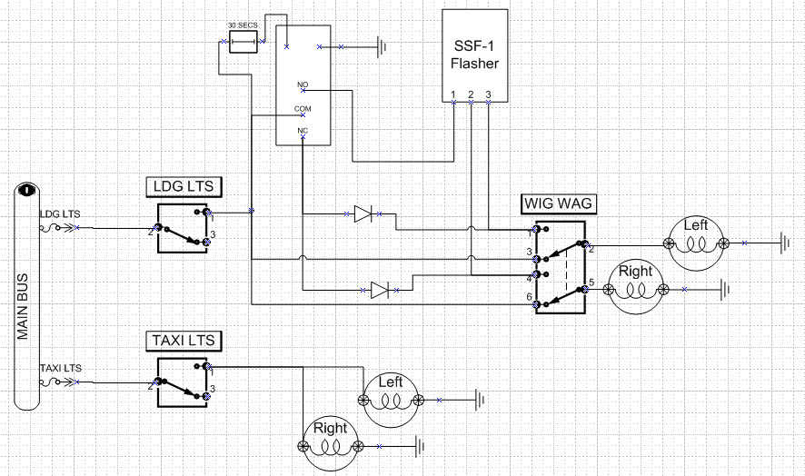 signal flasher wiring diagram wig wag flasher wiring diagram wig wag flasher relay wiring diagrams - wiring diagram ...